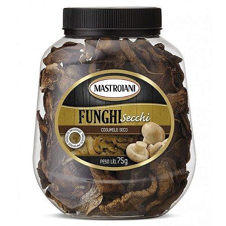Cogumelo Funghi Secchi Mastroiani 75g