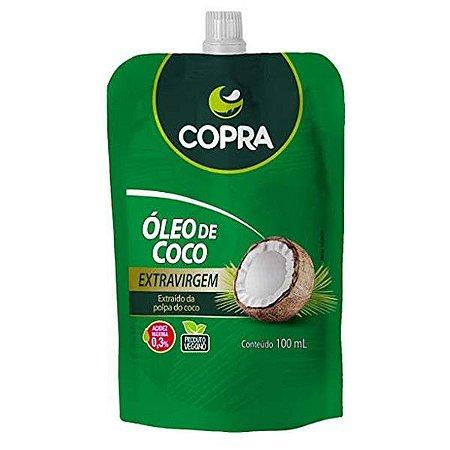 Óleo de Coco Copra Extra Virgem 100ml