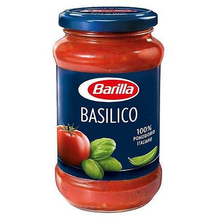 Molho Basilico Barilla 400g