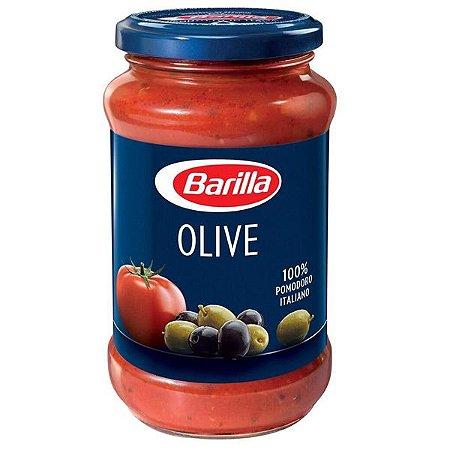 Molho Olive Barilla 400g
