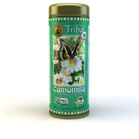 Chá Orgânico Camomila - 30 Sachês