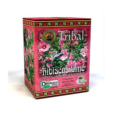 Chá Orgânico Hibisco Caixa 15 Sachês