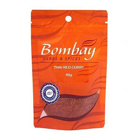 Curry Vermelho Tailandês Bombay 40g