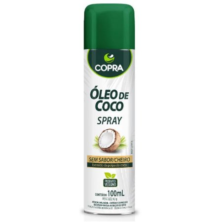 Óleo de Coco em Spray Copra 100ml