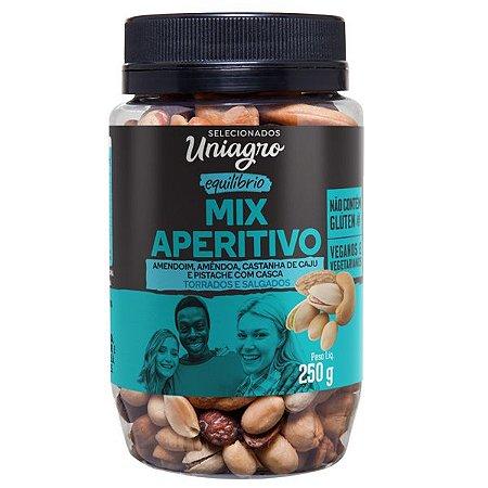 Mix Aperitivo Uniagro 250g