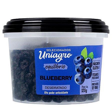Blueberry Desidratado Uniagro 120g