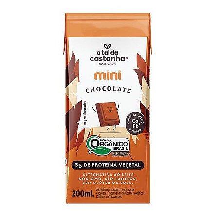 Bebida Vegetal Mini Chocolate 200ml
