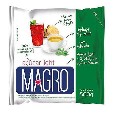 Adoçante Light com Stevia Magro 500g