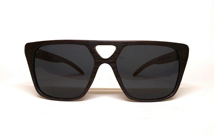 Óculos de Madeira Masculino Corubo
