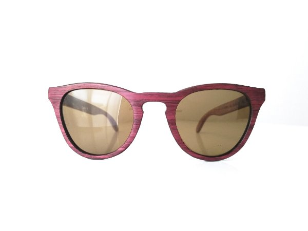 Óculos de Madeira Feminino Pataxó