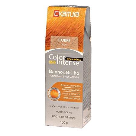 Tonalizante Color Intense - Cobre 100g
