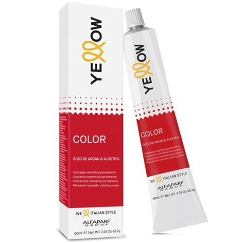 Yellow 7.4 - Louro Cobre - 60ml