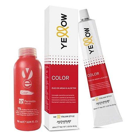 Promoção Yellow 9.4 + Oxigenada 30Vol
