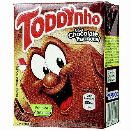 Achocolatado Toddynho 200ml