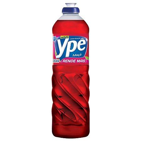 Detergente Ypê Líquido Clear  500ml