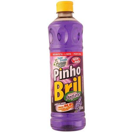 Desinfetante Pinho Bril Campo Lavanda 500ml