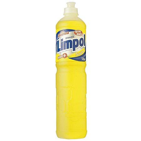 Detergente Líquido Neutro Limpol 500ml