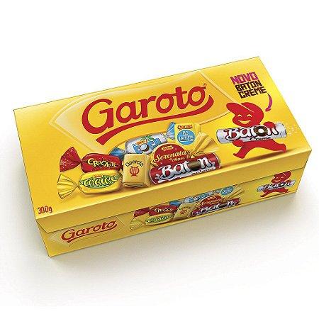 Bombom Sortido Garoto 300g