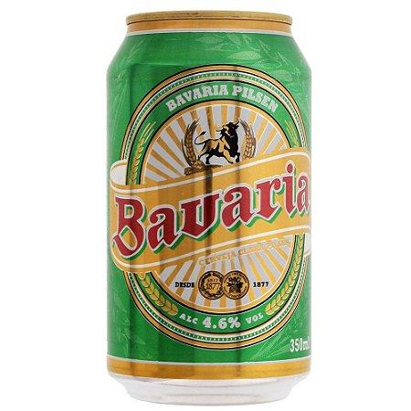 Cerveja Nacional Bavaria Lata 350ml