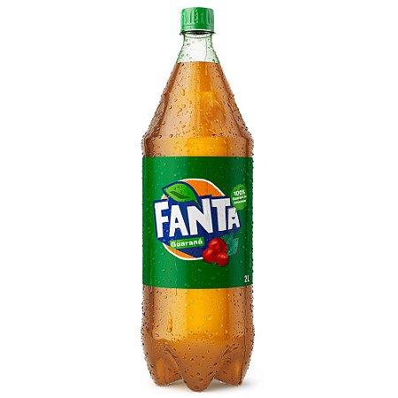 Refrigerante Fanta Guaraná 2 Litros