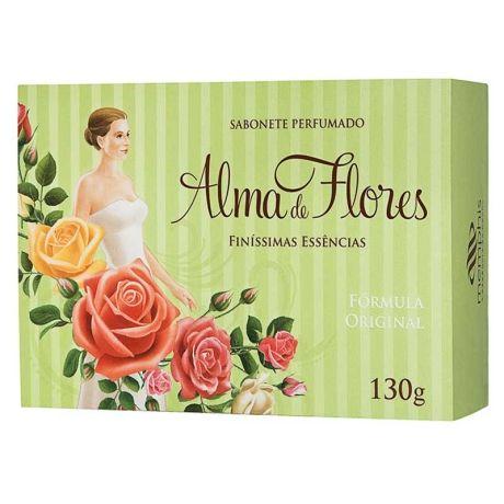 Sabonete Clássico Alma de Flores 130g