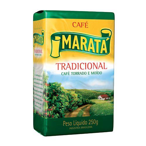 Café Moído Maratá Vácuo 250g