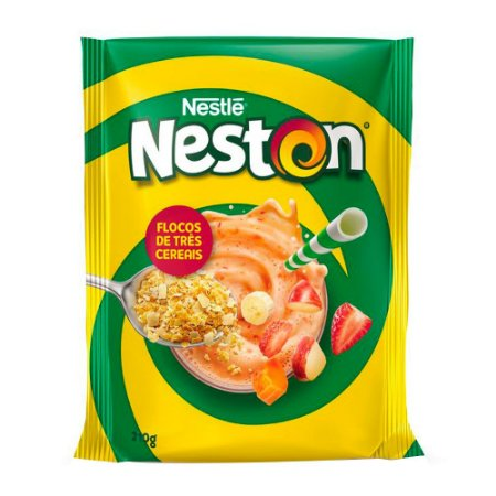 Cereal 3 Cereais Neston Sache 210g