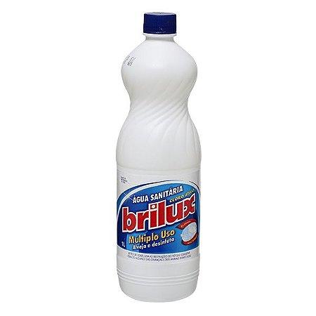 Água Sanitária Brilux Múltiplo Uso 1L