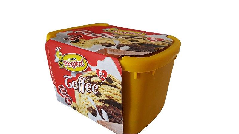 Sorvete Pingmel Toffee 2Litros