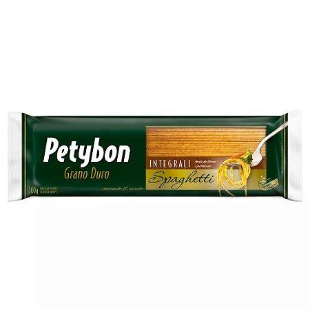 Macarrão Integral Spaguetti Petybon 500g