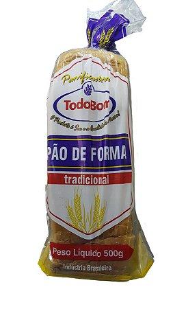 Pão de Forma TOdo Bom 500g