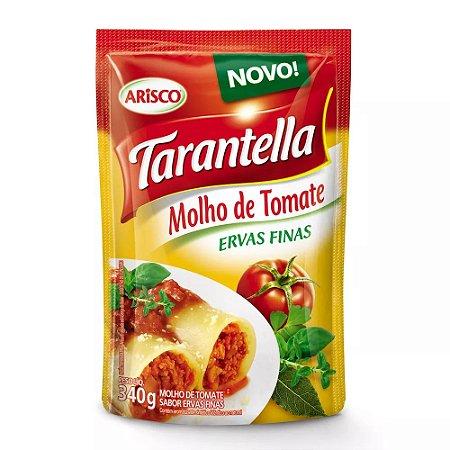 Molho de Tomate Tarantella Ervas Finas Sachê 340g