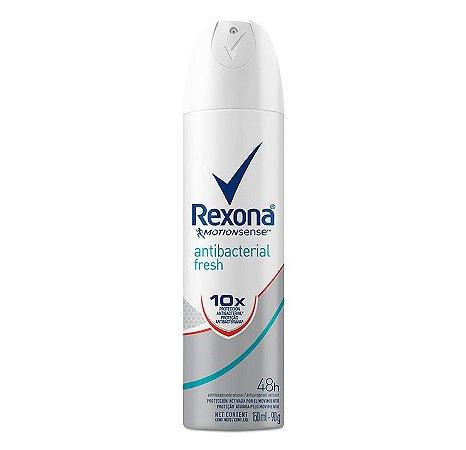 Desodorante Aerossol Antibacteriano Protection Feminino Fresh Rexona 90g