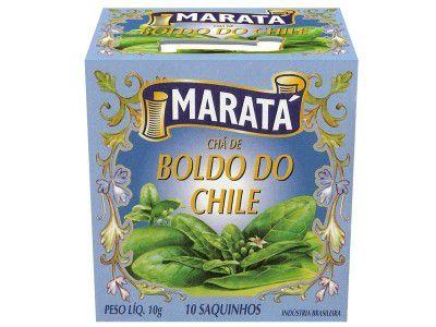 CHÁ MARATÁ BOLDO 100G