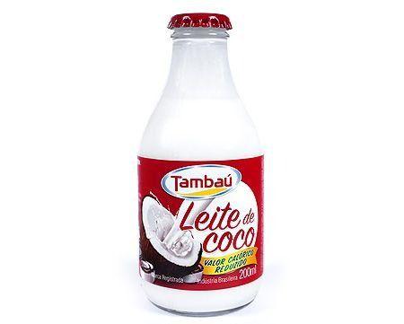 LEITE DE COCO TAMBAU 200ML