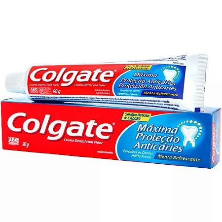 Creme Dental Máxima Proteção Anticáries Colgate 90g