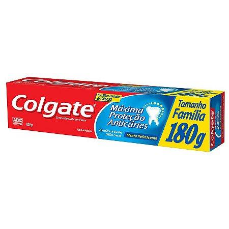 Creme Dental Máxima Proteção Anticáries Colgate 180g