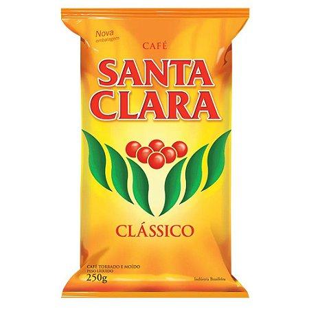 Café em Pó SANTA CLARA Clássico 250g