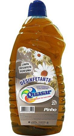 Desinfetante Quasar Pinho 2L