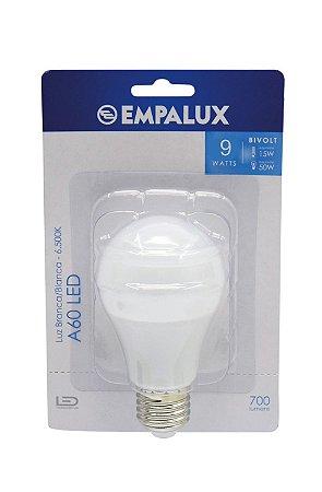 Lâmpada Empalux de led A70 9w bivolt