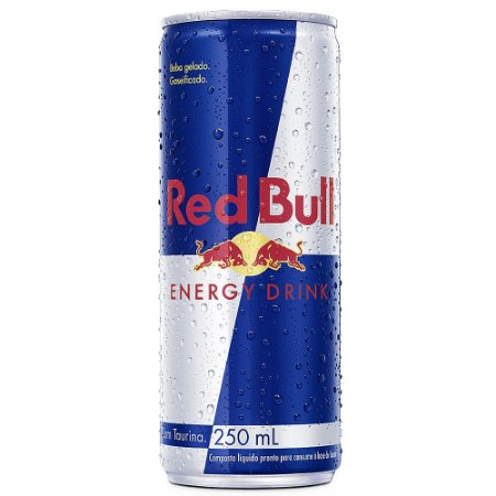 Energético Red Bull Lata 250ml