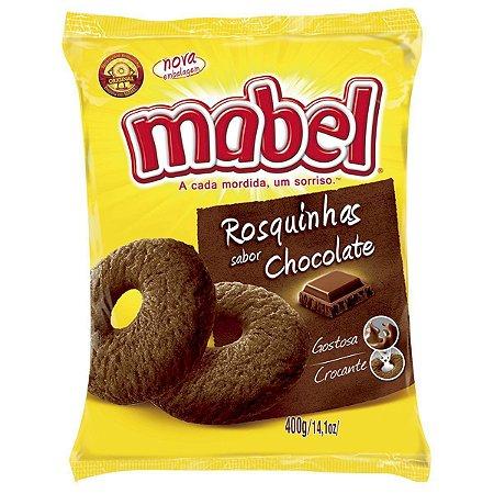 Rosquinha Mabel Chocolate 400g