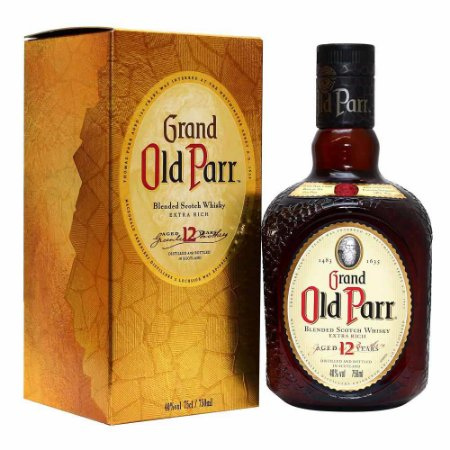 Whisky Old Parr 12 Anos 750ml