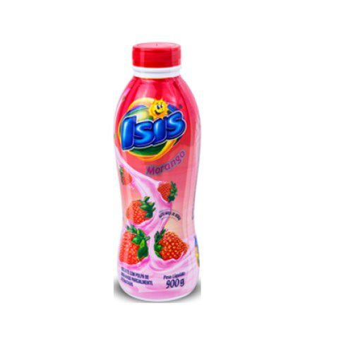 Iogurte Isis de Morango 480g