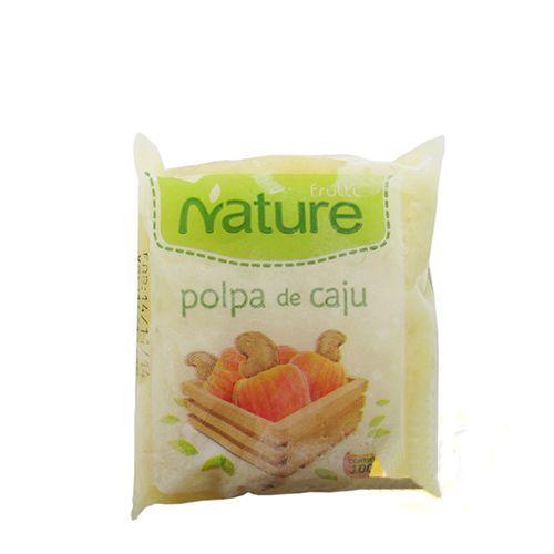 Polpa de frutas Nature Caju 100g