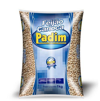 Feijão Carioca T1 Padim 1Kg