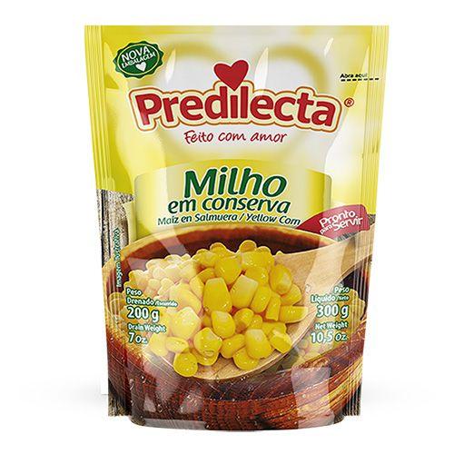 Milho Verde Predilecta Sachê 200g