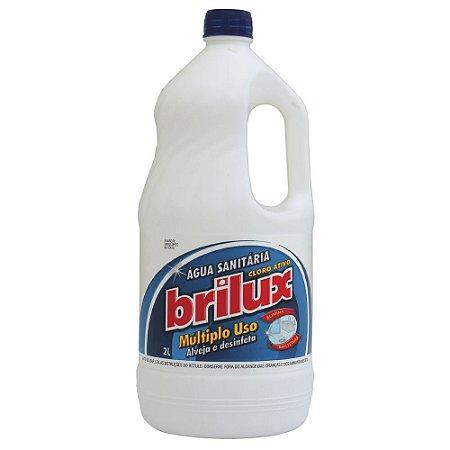 Água Sanitária Brilux 2L