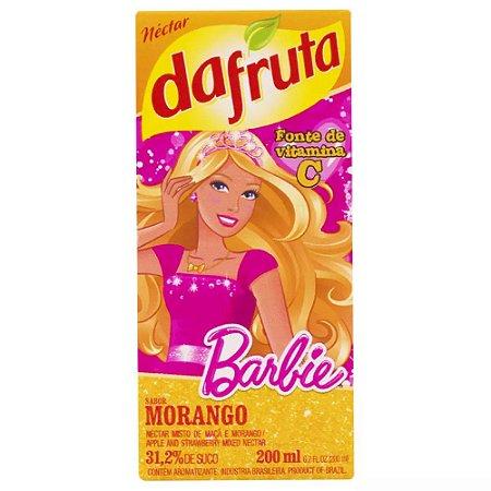 Néctar de Morango Barbie Da Fruta 200ml