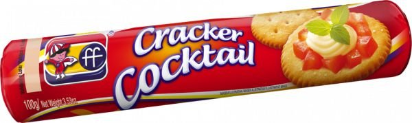 Biscoito Salgado Fortaleza Cracker Cocktail 100G